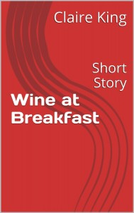 wine at breakfast